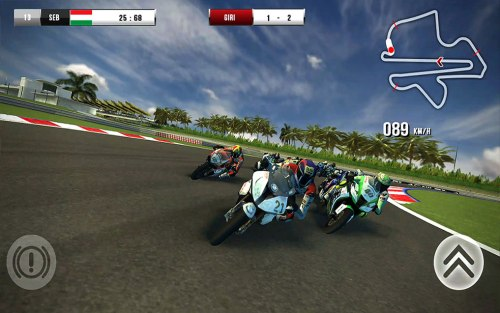 SBK16 Official Game Android Free Download