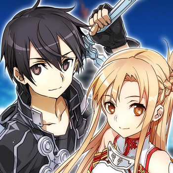 SWORD ART ONLINE Memory Defrag Game Android Free Download
