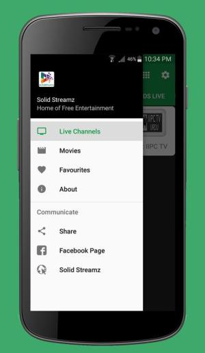 Solid Streamz App Android Free Download