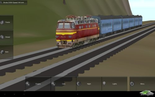 Train Sim Pro Game Android Free Download