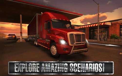 Truck Simulator USA Game Android Free Download