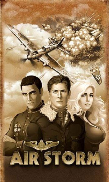 Air Storm HD Beginning Game Android Free Download