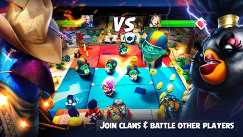Angry birds Evolution Game Ios Free Download