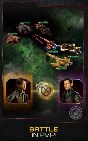 Battlestar Galactica Squadrons Game Android Free Download