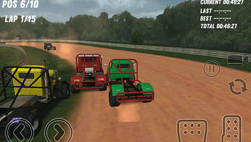 Big Truck Rallycross Game Android Free Download