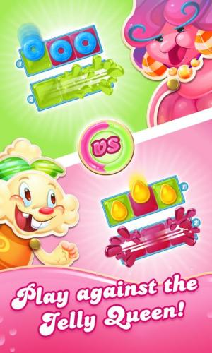 Candy Crush Jelly Saga Game Android Free Download