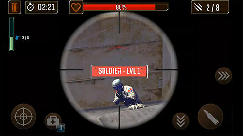 Combat battlefield Black ops 3 Game Android Free Download