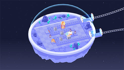 Cosmic Express Game Android Free Download