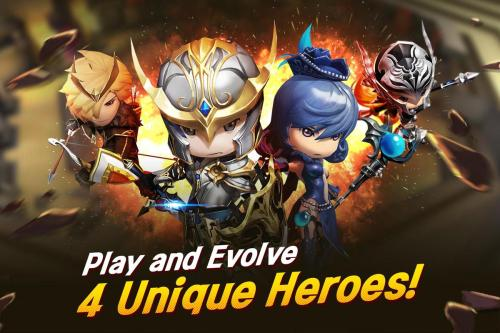 CrushMon Game Android Free Download