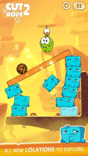 Cut The Rope 2 Game Ios Free Download