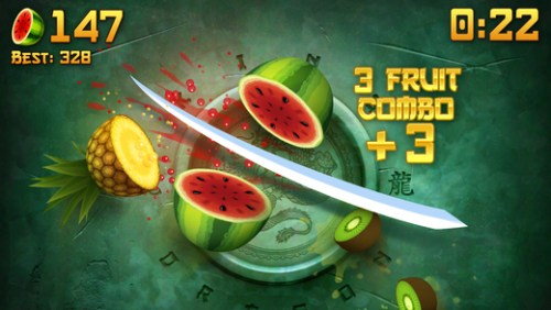Fruit Ninja Game Ios Free Download