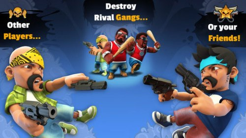 Gang Nations Game Ios Free Download