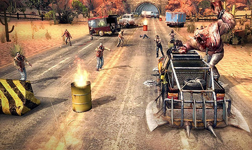 Guns Cars Zombies Game Android Free Download
