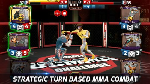 MMA Federation Game Android Free Download