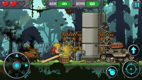 Metal Shooter Game Android Free Download