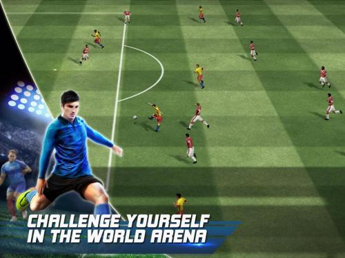 Real Football Game Android Free Download