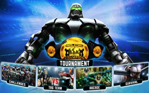 Real Steel Game Ios Free DownloadReal Steel Game Ios Free Download