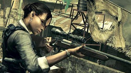 Resident Evil 5 Game Android Free Download