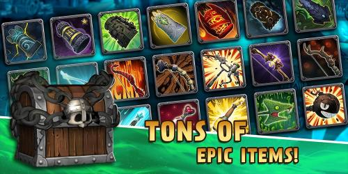 Skull Towers Castle Defense Game Android Free Download