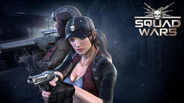 Squad Wars Death Division Game Android Free Download