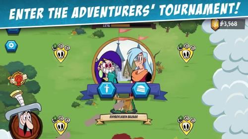 Surely You Quest Magiswords Game Android Free Download
