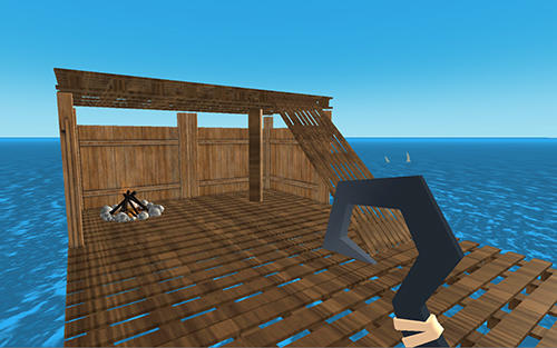 Survive On Raft Game Android Free Download