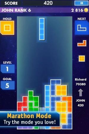 TETRIS Game Ios Free Download