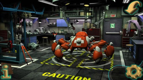 The secret of Chimera labs Game Ios Free Download