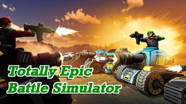 Totally Epic Battle Simulator Game Android Free Download