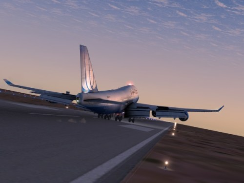X-Plane 10 Flight Simulator Game Android Free Download