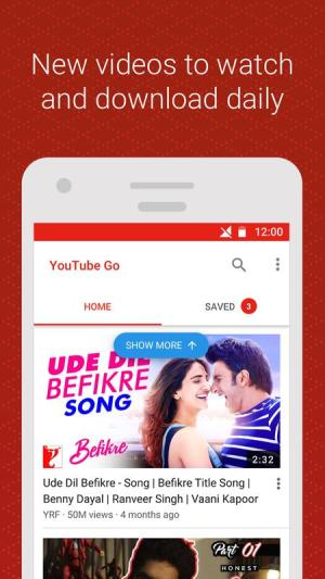 YouTube Go App Android Free Download