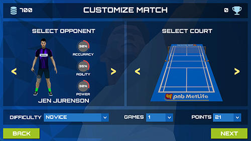 3D Pro Badminton Challenge Game Android Free Download