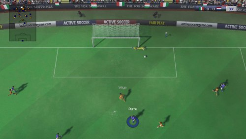 Active Soccer 2 DX Game Android Free Download