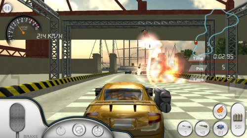 Armored Car HD Racing Game Android Free Download