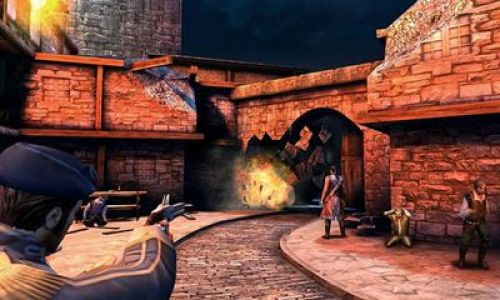 Backstab HD Game Android Free Download