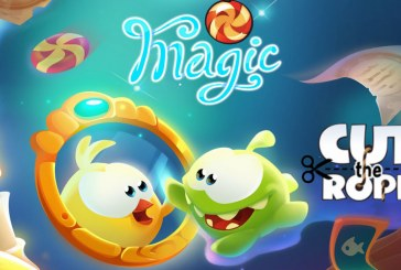 Cut the rope Magic Game Ios Free Download