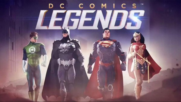 DC comics legends Game Ios Free Download