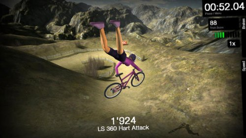 DMBX 2 Mountain Bike and BMX Game Ios Free Download