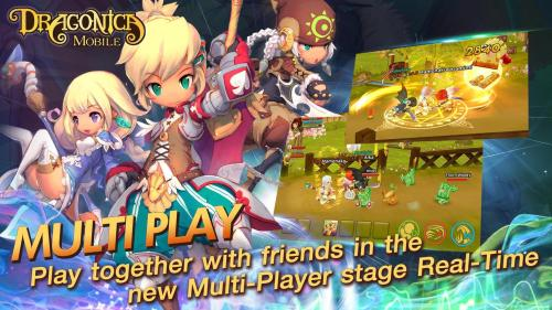 Dragonica Mobile Game Android Free Download