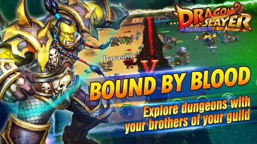 Dragonslayer Alliance Game Android Free Download