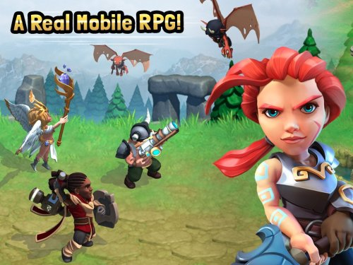 Dragonstone Guilds Heroes Game Android Free Download