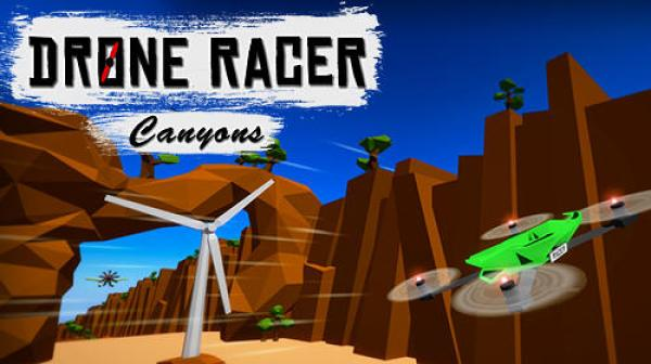 Drone Racer Canyons Game Android Free Download