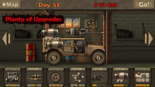 Earn to Die Game Ios Free Download