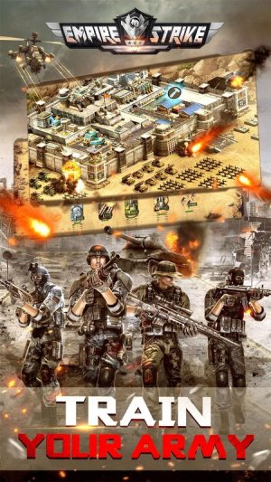 Empire Strike Modern Warlords Game Android Free Download