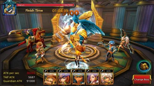 Guardian Soul Game Android Free Download