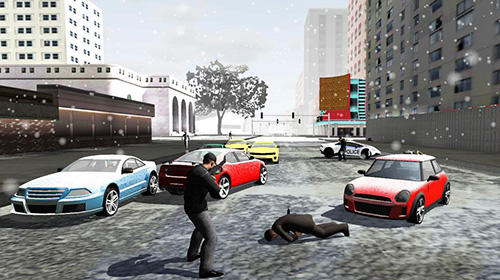 Mad City 4 Winter Snow Edition Game Android Free Download