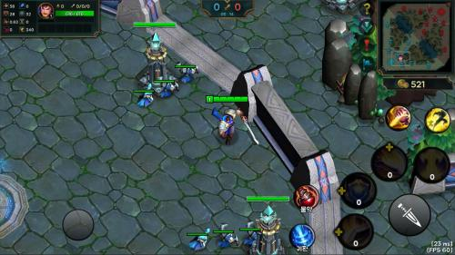 Mobile League Alpha Game Android Free Download