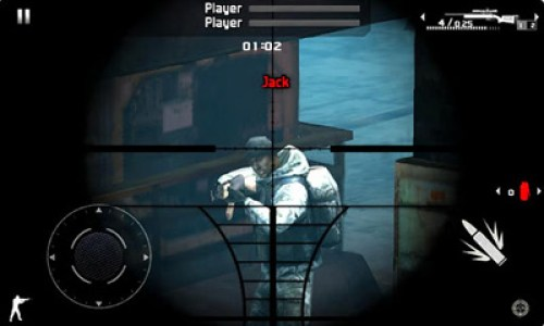 Modern Combat 2 Black Pegasus HD Game Android Free Download