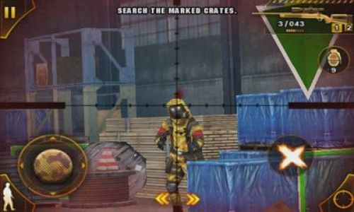 Modern Combat Sandstorm Game Android Free Download
