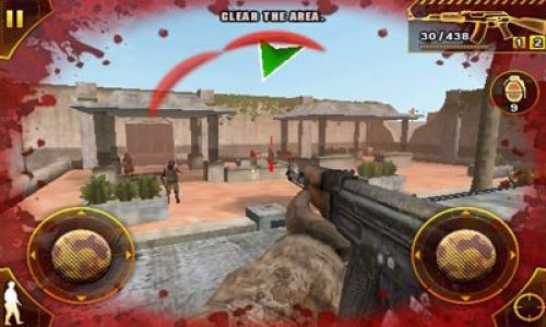 Modern Combat Sandstorm Game Android Free Download